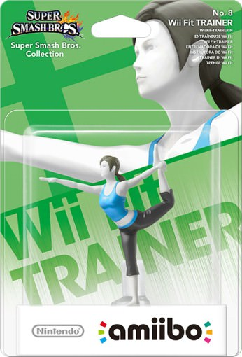 Entraîneuse Wii Fit