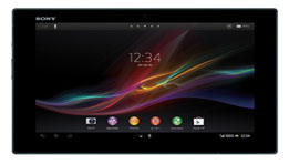 Sony, la tablette Xpéria Z