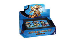 Construction de Deck Magic The Gathering avec Modern Master 2