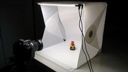 Foldio 2 : le studio photo transportable