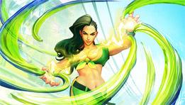 Découvrez Laura, nouveau personnage de Street Fighter V
