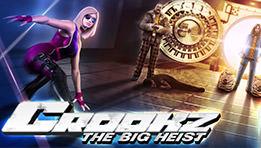 Découvrez le test du jeu Crookz - The Big Heist sur PC, un jeu de stratégie dans une ambiance funky very 70's !