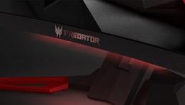 Les nouveaux écrans Predator d'Acer