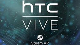 HTC Vive à la Paris Games Week 2015