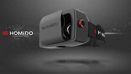 Homido : un casque de réalité virtuelle français