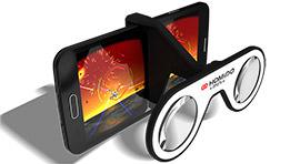 Homido mini : les lunettes de réalité virtuelle