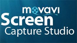 Capture vidéo de l'écran de l'ordinateur avec le logiciel Movavi Screen Capture Studio 7