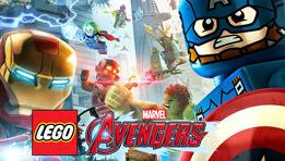 Test du jeu Lego Marvel's Avengers sur XboxOne