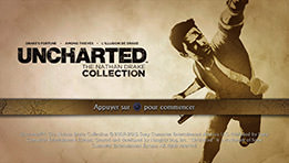 Test du jeu Uncharted: The Nathan Drake Collection sur PlayStation 4. 3 GOTY...