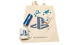 Le kit #TeamNuitBlanche pour suivre la conférence PlayStation à 3 heures du matin