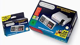 Nintendo vient de dévoiler la Nintendo Classic Mini, une console rétro avec 30 jeux inclus