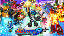 Le test de Mighty No. 9 sur Xbox One. Le succeur de Megaman ?
