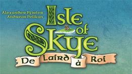 Isle of Skye : De Laird à Roi - Jeu de société de 2 à 5 personne de Funforge