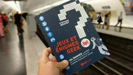 184 énigmes dans Jeux et énigmes geek de Stéphanie Bouvet