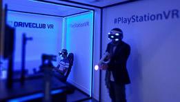 j'ai testé le casque PlayStation VR de Sony au PlayStation VR Experience de Paris