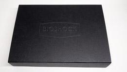 Unboxing du Press Kit du jeu BioShock: The Collection