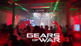La soirée de lancement de Gears of War 4