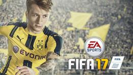 Test de FIFA 17