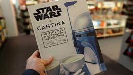 Star Wars CANTINA, par Thibaud, l'auteur de Gastronogeek