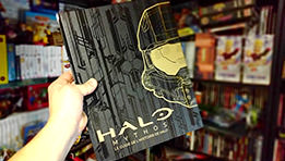 Halo Mythos : Le guide de l'histoire de Halo, est disponible en France
