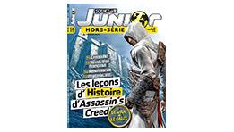 Assassin's Creed dans un hors série de Science & Vie Junior