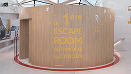 Nous avons testé L'héritage d'André Citroen, l'escape game éphémère de CITROËN au C_42