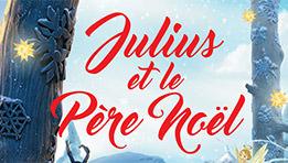 Mon avis sur Julius et le Père Noël, un film d'animation danois, réalisé par Jacob Ley