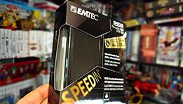 Test du disque dur SpeedIN SSD X600 de EMTEC