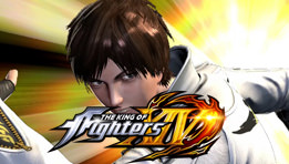 Mise à jour majeure de The King of Fighters XIV