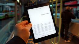 Test de la liseuse numérique Kobo Aura One qui possède un grand écran