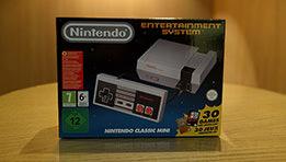 Les photos de ma console Nintendo Classic Mini NES