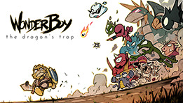 Wonder Boy: The Dragon's Trap le test sur console PS4