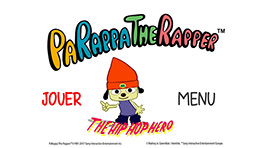 Test de PaRappa The Rapper Remastered sur PS4