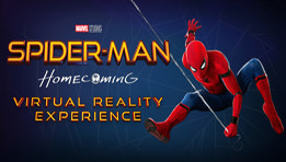 Spider-Man Homecoming VR