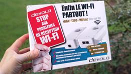 Mon avis sur dLAN 1200+ WiFi ac Starter Kit CPL