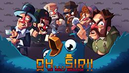 Test de Oh...Sir! Le simulateur d'insultes sur PS4
