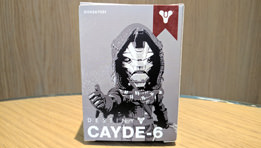 La figurine Cayde-6 - Bonus de pré-commande du jeu Destiny 2 chez Micromania