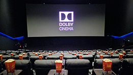 Mon avis sur La première salle de Cinema Dolby Cinema