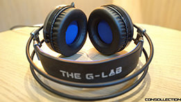 Test du casque gaming The G-Lab KORP Selenium