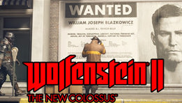 Le test Wolfenstein 2 : The New Colossus