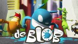 Test du remake de De Blob sur PS4
