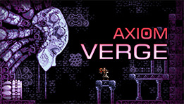 Test de Axiom Verge sur PS4 : un hommage à Metroid et au retrogaming