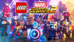 Test de Lego Marvel Super Heroes 2 sur Switch