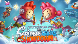 Découvrez le test de Scribblenauts: Showdown, un party game où le vocabulaire est au centre du gameplay