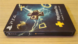 Un steelbook PlayStation Plus offert chez Micromania
