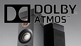 Découvrez le Dolby Atmos à la maison grâce aux enceintes Jamo Studio 8 Series