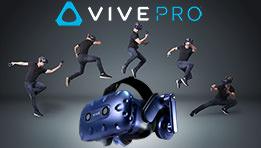 J'ai testé le nouveau casque HTC Vive Pro. Voici nos impressions après quelques minutes de jeux