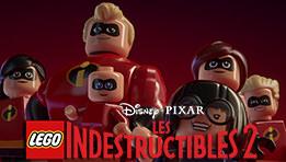 Mon avis sur LEGO Les Indestructibles
