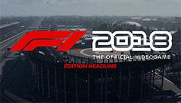 Découvrez le test de F1 2018 sur PS4, le nouveau jeu vidéo de course de Formule 1 développé par Codemasters