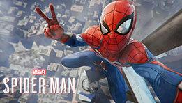 Découvrez le test de Marvel's Spider-Man sur PlayStation 4, un jeu tissé avec le coeur par le studio Insomniac